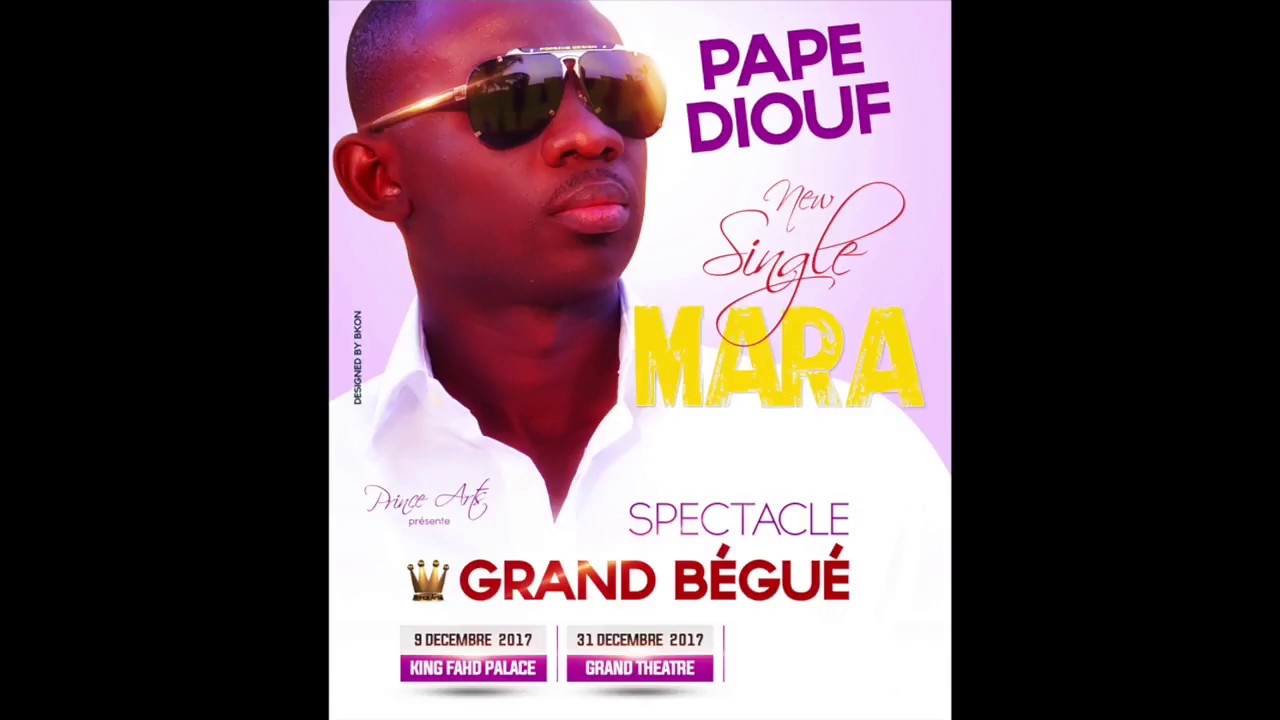 pape diouf gentle mara