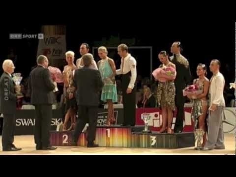 2012 WDC World Professional Latin Championship Innsbruck [Full Broadcast]