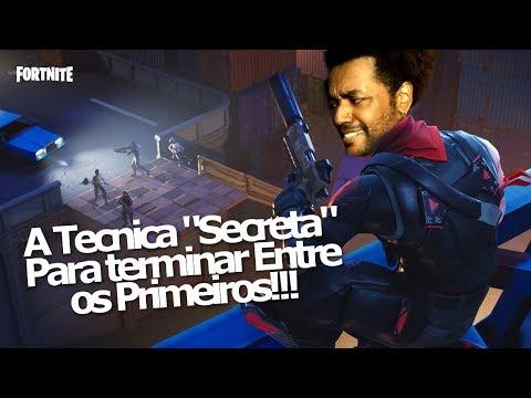"""Fortnite: Super """"Técnica"""" para Terminar entre os Primeiro! Guia do Sobrevivente - Omega Play"""