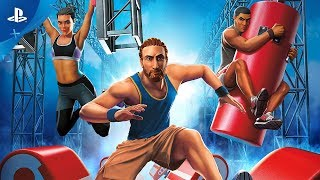 American Ninja Warrior - Challenge Trailer | PS4