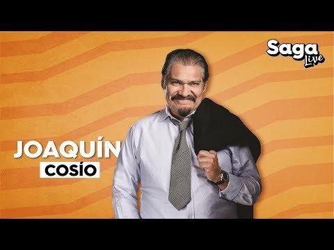 """Joaquín Cosío """"El Cochiloco"""" en #SagaLive con Adela Micha"""