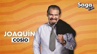 """Joaquín Cosío """"El Cochiloco"""" en #SagaLive con Adela Micha thumbnail"""