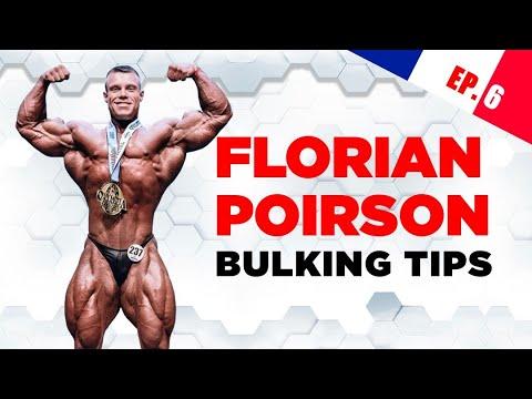 Florian Poirson Ep.6 - 5 BULKING TIPS - Olimp Sport Nutrition
