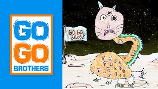 "The Go Go Brothers S1 (Ep 8) ""Whiskers the Kitty Giraffe"""