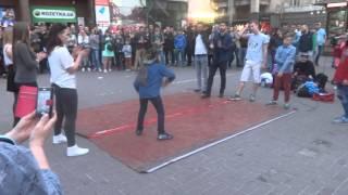 Street Dance Київ Хрещатик Shada (Даша Власенко)