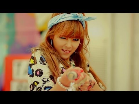 Hyuna - Ice Cream (Official Music Video)