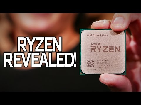 Hello Ryzen! CPUs, Pricing and Launch Date FINALLY Revealed