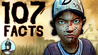 107 The Walking Dead Video Game FACTS You Should KNOW | The Leaderboard thumbnail