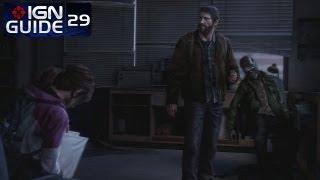 The Last Of Us Walkthrough Part 29 - The University: Science Building