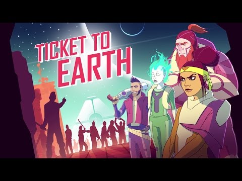 Ticket to Earth (by Robot Circus) - iOS/Android/PC - HD Gameplay Trailer