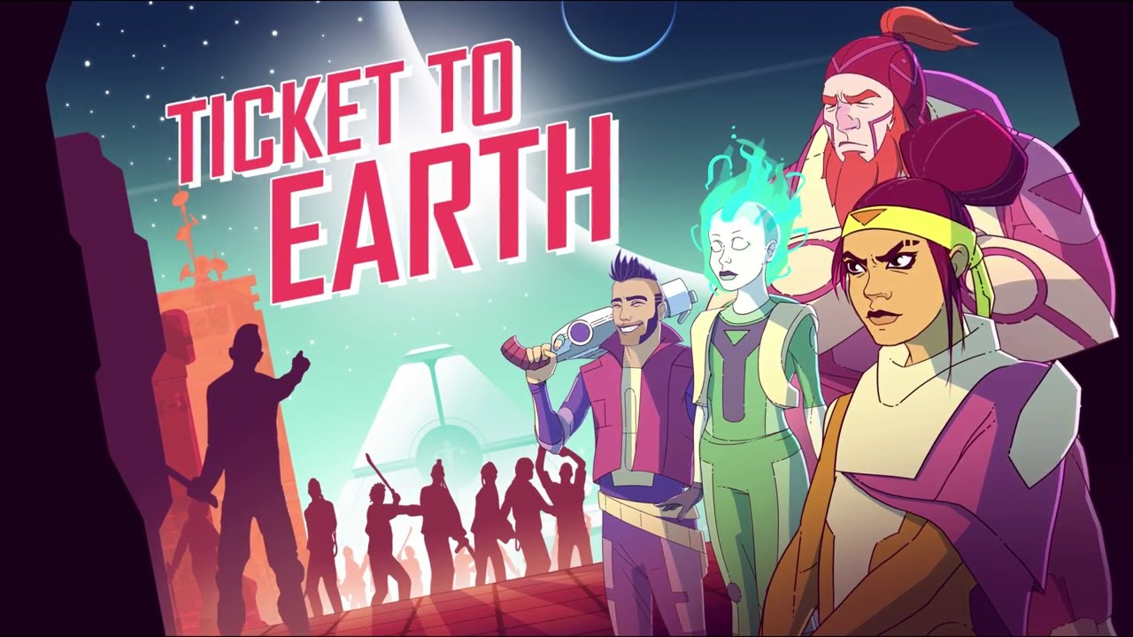 Ticket to Earth (by Robot Circus) - iOS/Android/PC - HD Gameplay ...