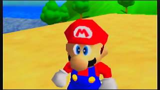 "Super Mario 64 - 1 star Speedrun in 7'21""67 [WR]"