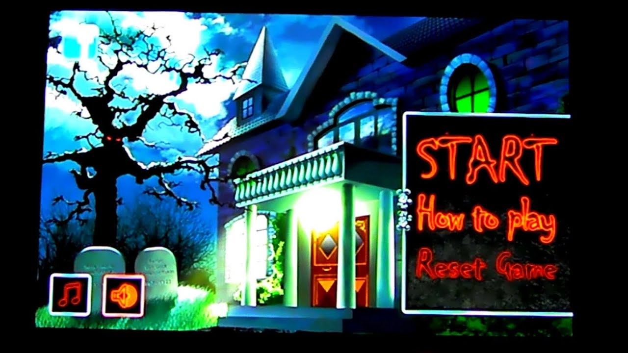 Curse breakers halloween horror mansion walkthrough solution -