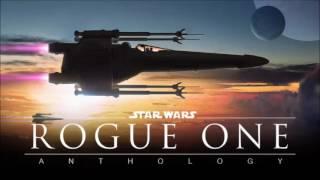 Rogue One OST 14 Scrambling the Rebel Fleet