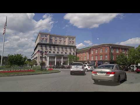 Driving from Gettysburg to New Oxford,Pennsylvania
