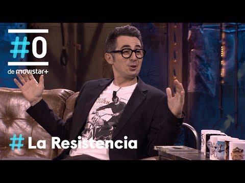 LA RESISTENCIA - Berto Romero está furioso | #LaResistencia 10.01.2019