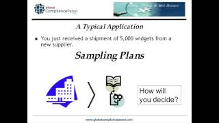 Understanding Attribute Acceptance Sampling Including Z1.4 And C=0 Plans - Globalcompliancepanel