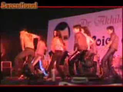 Sensational guys dance troupe