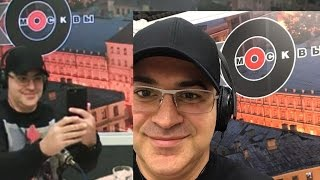 Гарик Мартиросян на Эхо Москвы - «Камеди клаб»— 500 раз вэфире