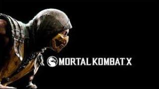 Mortal Kombat X 2017 Ps4 pro|| All Platform Gameplay Youtube Channel