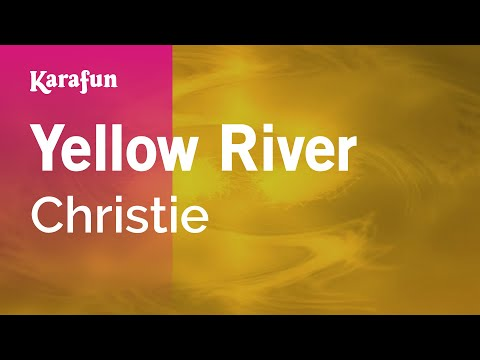 Karaoke Yellow River - Christie *