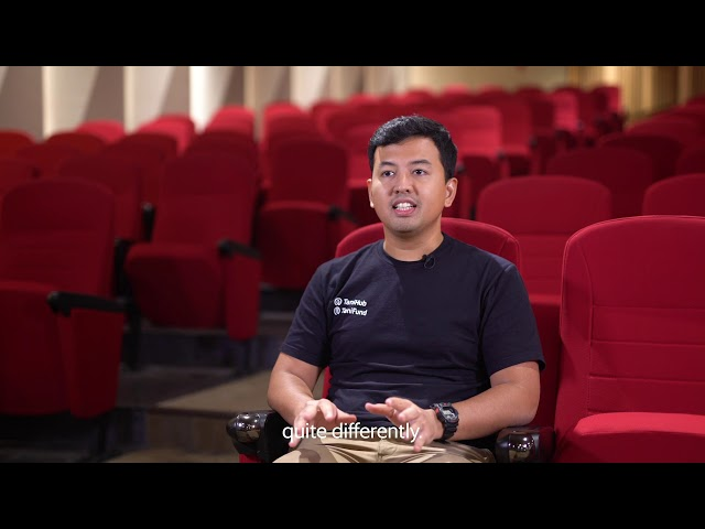 Grab Ventures Velocity Batch 2 - Founder Interview - Pamitra Wineka, Tanihub