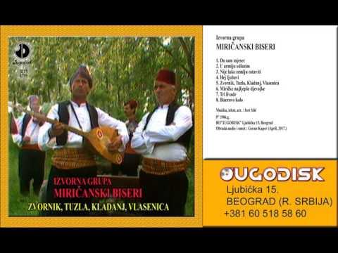 Izvorna grupa Miricanski Biseri - Nije lako zemlju ostaviti - (Audio 1986)