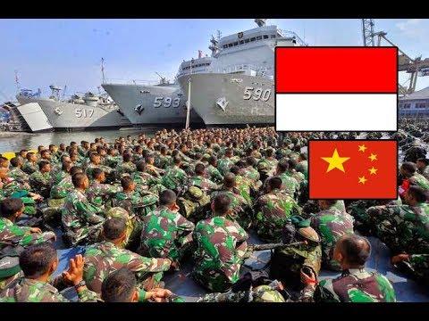 CHINA TAKUT Pangkalan TNI AL Di Natuna Jadi Pangkalan Terbesar Besar Dampaknya