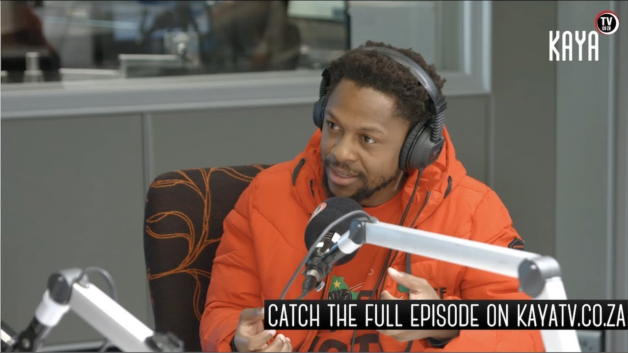 Skhumba and Ndumiso Chat to Mbuyiseni Ndlozi on Blom Blom