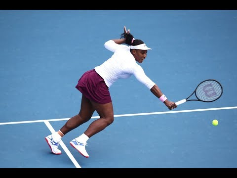 Super Volley! Serena Williams | Shot of the Day | 2020 ASB Classic First Round