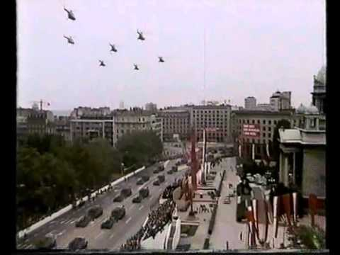 Soviet March (C&C Red Alert 3) - Yugoslav People's Army Parade