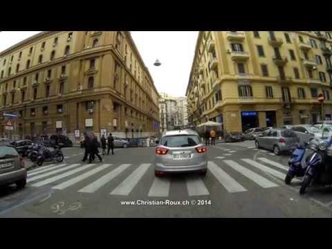 UHD/4K Italy 273 (Camera on board): Naples/Napoli Golfe/Gulf Part. 3 (GoPro Hero3)