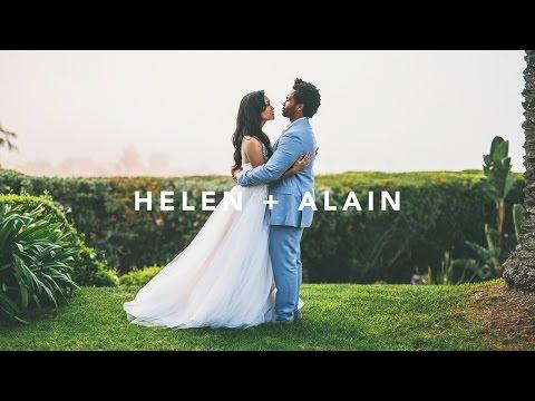 Wedding Film School.Helen Alain Wedding Film At La Venta Inn In Los Angeles Ca