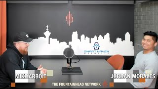 The Fountainhead Network Presents PoCommunity Episode 48: Jordan Morales from Smart Haven Security