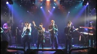 cover of the great Average White Band JUSO Live 2009.3/22 @Machida ...