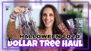 DOLLAR TREE HAUL **BRAND NEW** HALLOWEEN FINDS 2020
