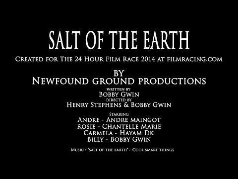 Salt of the earth - (Newfound ground productions 24hr film race entry 2014)