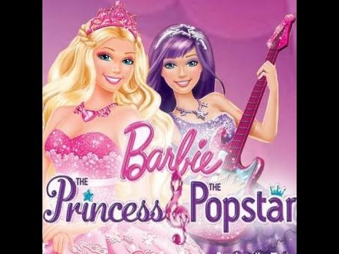Barbie a Princesa e a Pop Star - Dublado