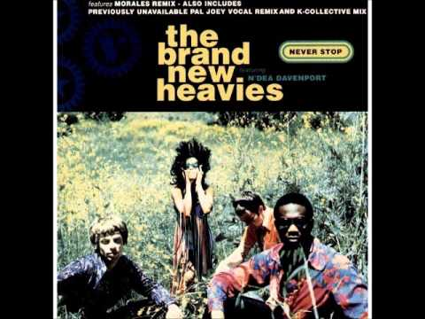 Brand New Heavies - Never Stop (Morales Extended Mix)