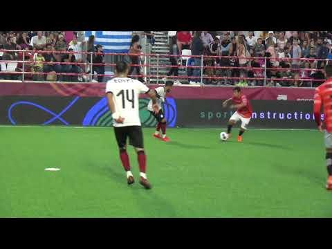 Mexico Vs. Egypt | Socca World Cup 2019