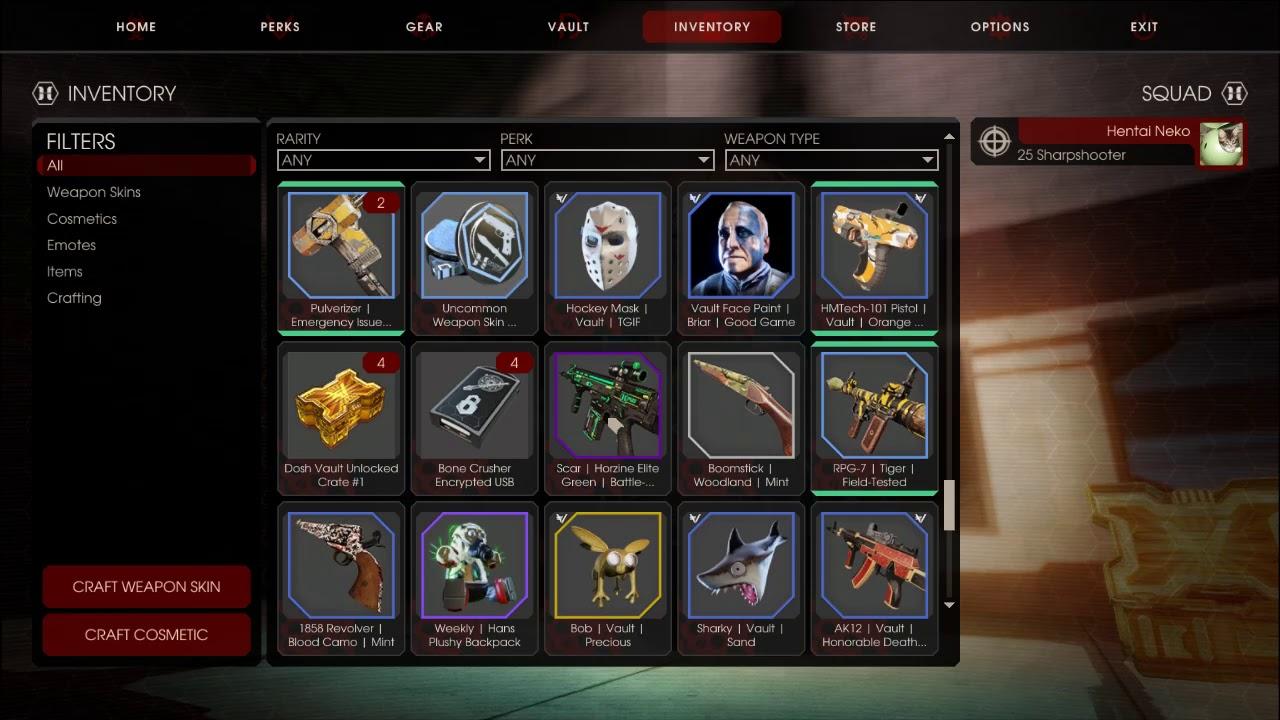Killing Floor 2 Dosh Vault Crate X10 3rd Youtube