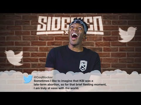 SIDEMEN READ MEAN TWEETS