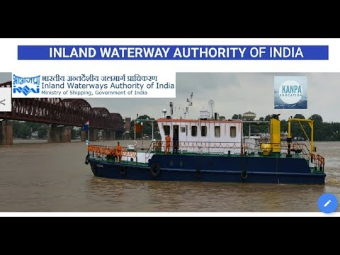 INLAND WATERWAY AUTHORITY OF INDIA | IWAI| TECHNOLOGY TRANSFER BY GERMANY  TO INDIA FOR SHIP BUILDING