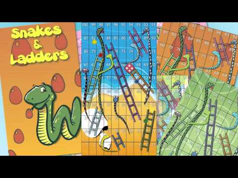 Snakes And Ladders Android Game Demonstration