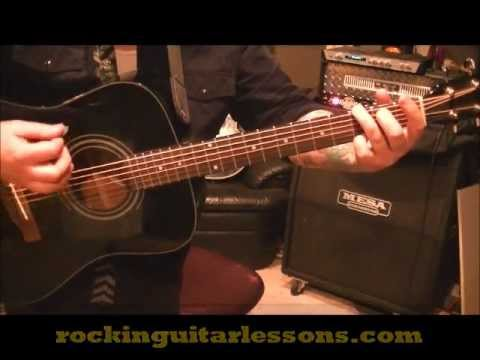 How to play Me And Bobby McGee by Janis Joplin on guitar by Mike ...