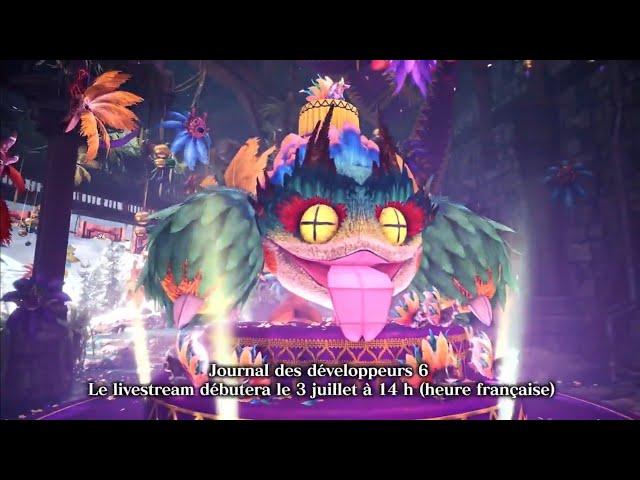Teaser MAJ 14.0 - Alatreon, Festival d'été, Nouveau Barioth !!!