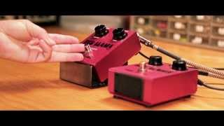 Way Huge Red Llama Overdrive: Overview of Features & Sounds (Instructional Demo)