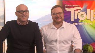 'Trolls' Directors Mike Mitchell And Walt Dohrn