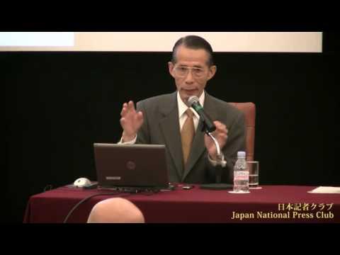 長尾真 国立国会図書館長 2010.6.11