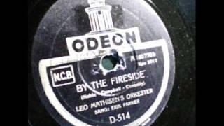 By the fireside Leo Mathisen Copenhagen 1942